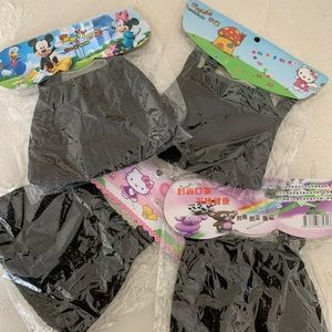 New 4 masked Healthy washable